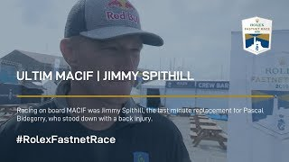 Ultim MACIF Finish | Jimmy Spithill