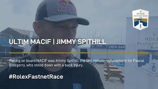 Ultim MACIF Finish | Jimmy Spithill