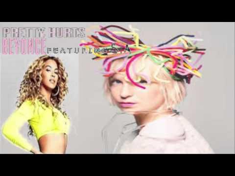 Beyonce Ft. Sia - Pretty Hurts