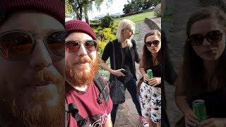 Unge trifft zufällig Streamerin - Vlog 10 | #hochformat