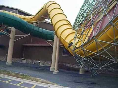 Marshall Brain Time Capsule 14 Great Wolf Lodge Water Park Youtube
