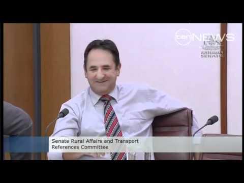 Heffernan lashes out at Qantas CEO Alan Joyce