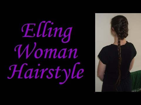 Elling Woman Hairstyle