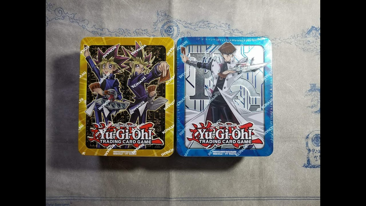 Yu-Gi-Oh Seto Kaiba Card Sleeves 50-ct Brand New Sealed