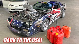 homepage tile video photo for Prepping TOAST To Come Back to the United States!!! + Bought a NEW Micro Van lol!