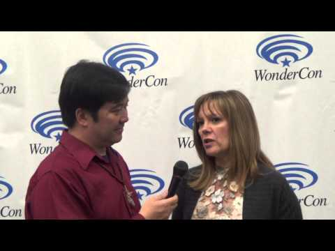 WonderCon 2015:  with Wendy Schaal for American Dad