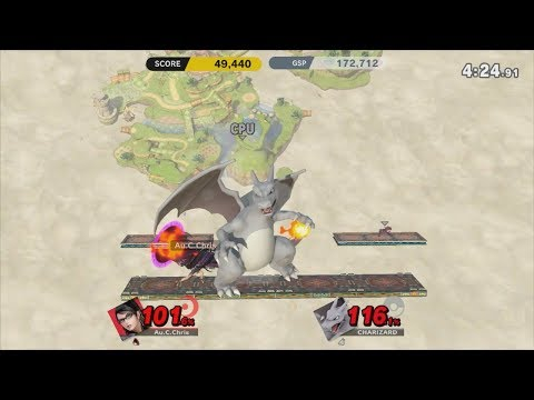 Super Smash Bros. Ultimate - Bigger is Not Better thumbnail