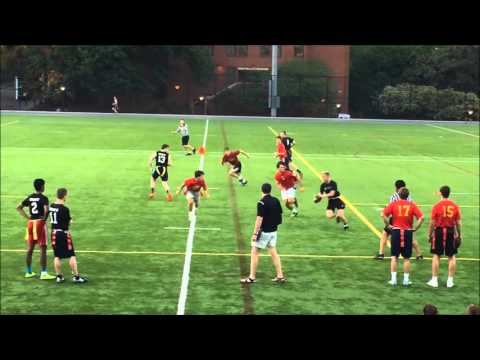 Georgia Tech Spring 2016 4v4 Flag Football School Championship - Firmly Grasp It Vs. Kappa Alpha A