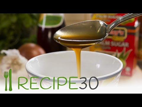 Pad Thai sauce – Easy to make recipe by www.recipe30.com
