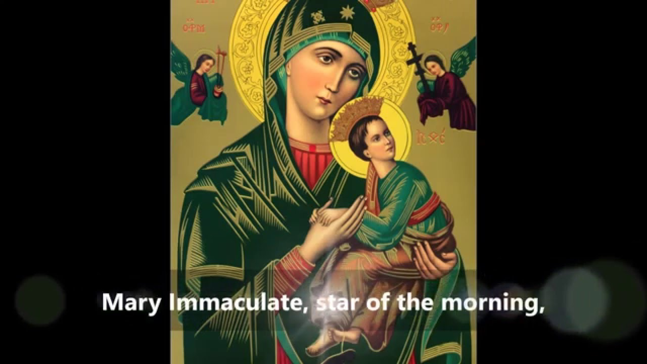 novena to our mother of perpetual help full novena youtube