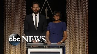 Oscars 2016 | The Nominees Are....... [FULL LIST OF NOMINEES]