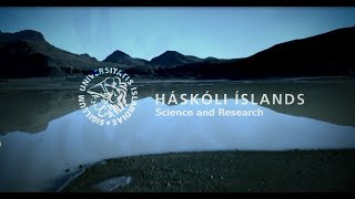 Science and Research at the University of Iceland thumbnail