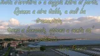 """U VENTU DI TRAMUNTANA"" (Poesia) Saro Pennisi - Riposto"