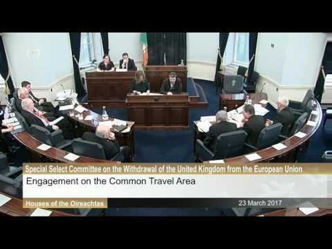 Dept of Justice Questioned on Cross Border Immigration and Border Controls