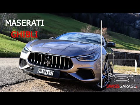 Maserati Ghibli 🔥 2020 | Test Drive, Sound Check And Full Review ✅ | Swiss Garage 🇨🇭