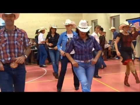 Bal des Fire Boots Country Dance Suisse le 12.12.15
