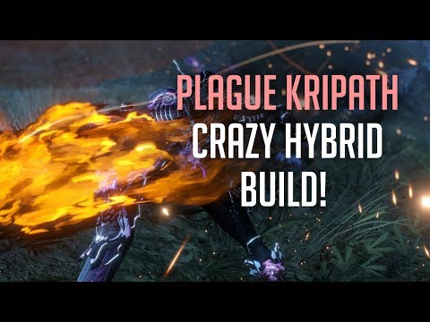 Plague Kripath CRAZY HYBRID 2019 BUILD! (2 FORMAS) | Condition Overload/Zaw Combinations/And More!