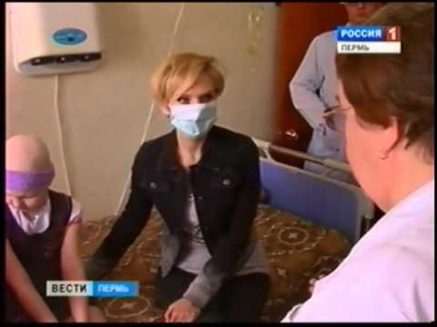 ВАЛЕРИЯ помогла Ксюше Киселевой. Вести-Пермь, Россия1