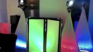 dmx programming american dj mega bar 50 rc led stairville mh x25 moving head