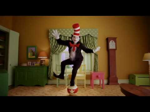 Cat In A Hat Movie Youtube