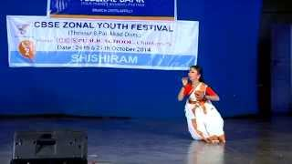 malayalam folk dance prize winning performance sreya sudheer 4th std choreo arun master