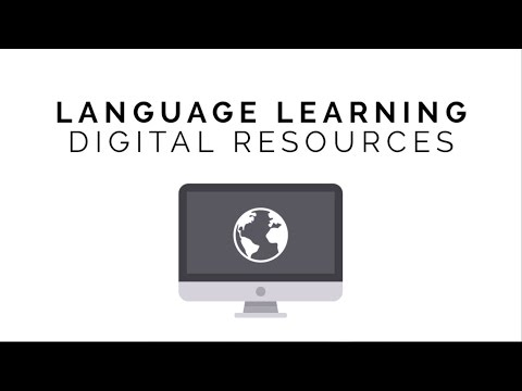 Online Language Learning Resources
