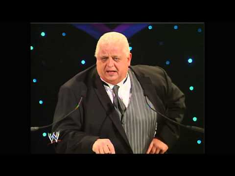 Dusty Rhodes thanks the fans for their support: WWE Hall of Fame 2007