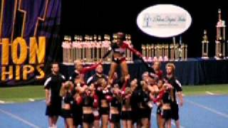 Allegiance Cheer October 12, 2008