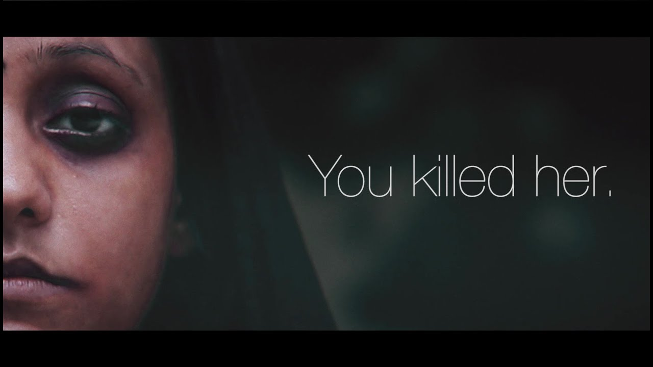 You Killed Her Short Film (Video by Garage Productions)
