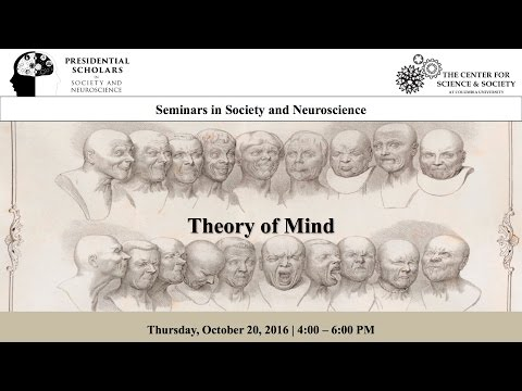 Rebecca Saxe - Theory of Mind