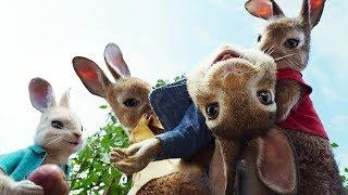 Кролик Питер — Русский трейлер (Субтитры, 4К, 2017)