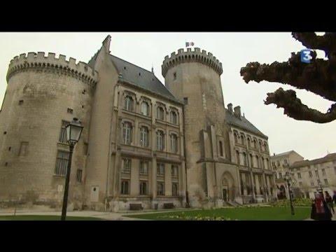 Fouilles de l'Hôtel de ville d'Angoulême