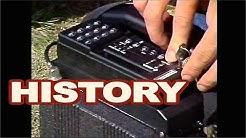 HISTORY • MOBIRA NMT matkapuhelin 1981 / aikansa huipputuote