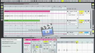 Syncing Audio Tracks with Ableton Live