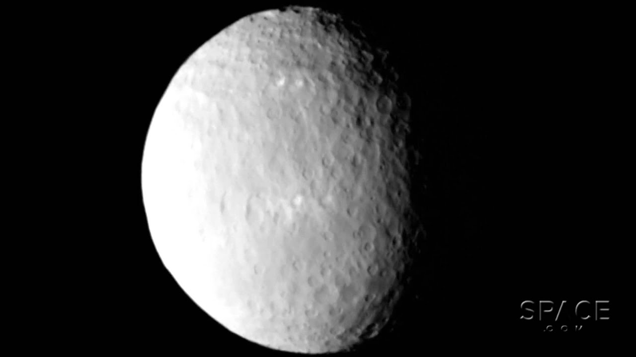 Bright Spots On Dwarf Planet Ceres Not Explained Yet ...