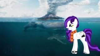 Пони клип || Вы видели как умирают киты?...(
