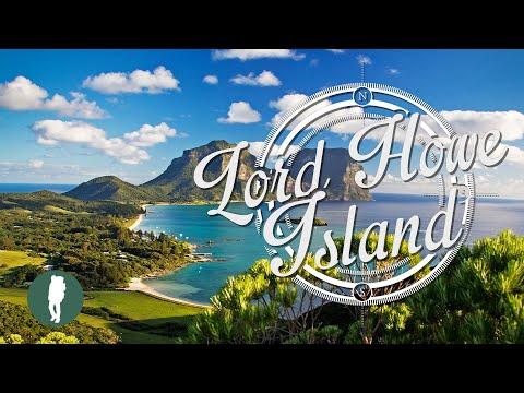 Lord Howe Island, Australia in HD