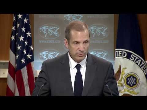 Daily Press Briefing - October 13, 2016