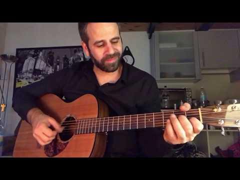 I'm Walking Away ( Craig David) - Solo Fingerstyle Guitar