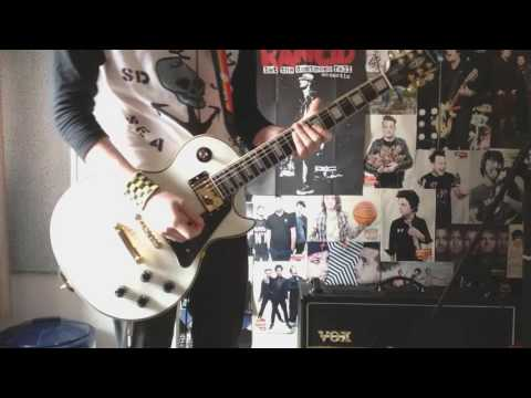 Blink 182 - Los Angeles Guitar Cover