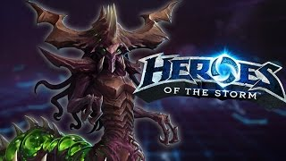 FIRE IN THE HOLE | Heroes of the Storm with Jesse Cox and Sinvicta