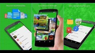 Android Phone Deleted Files Recovery Software
