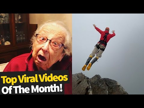 Top 40 Viral Videos Of The Month So Far – December 2019