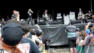 The Transplants Montebello RockFest Quebec 2013 Complete HD