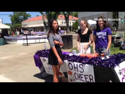 Oroville High School celebrates Diversity Day. #OrovilleCA