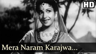 Mera Naram Karajwa (HD) - Arzoo Songs - Lata Mangeshkar - Evergreen Hindi Songs