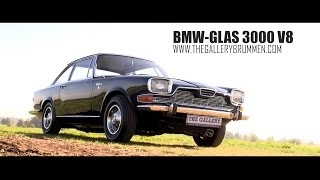 BMW GLAS 3000 FRUA -1967 | GALLERY AALDERING TV