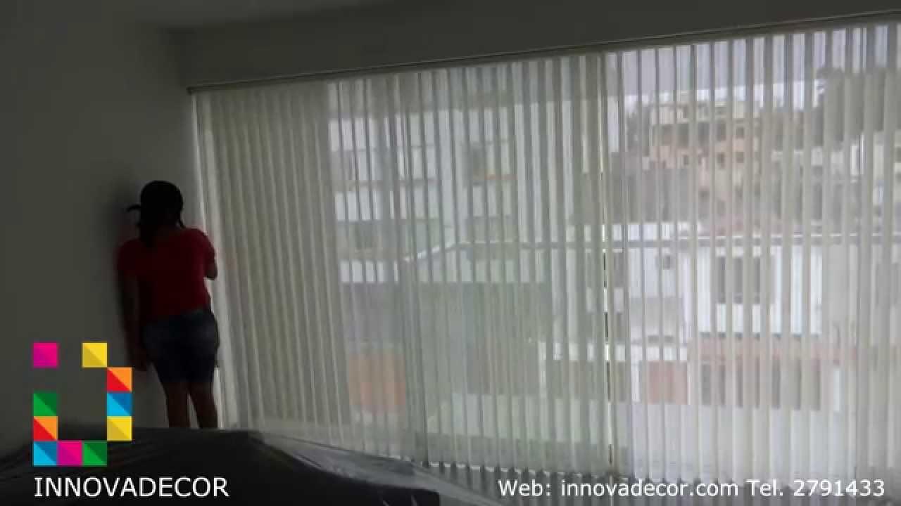 Cortinas Modernas Luminux Sala y Dormitorio Lima Per