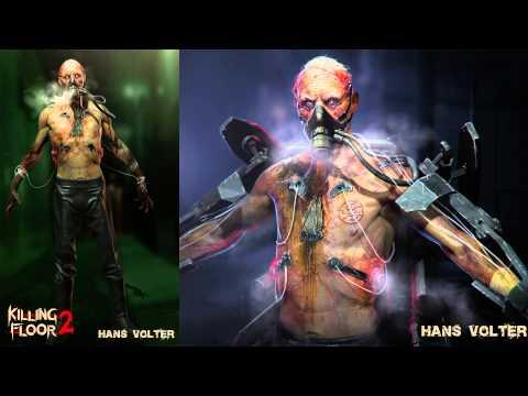 Killing Floor 2 Hans Volter Quotes Youtube