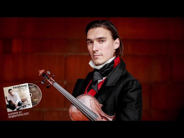 Paganini Capriccio no.10 Sergey Malov